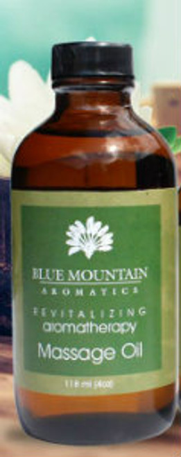 4oz Revitalizing  Massage oil
