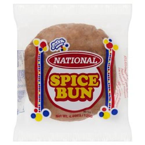 National Spice Bun Bundle of 3(round)