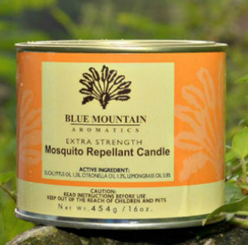 16 oz Mosquito Repellent Candle