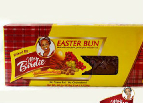 Ms Birdie 40 oz Easter Bun
