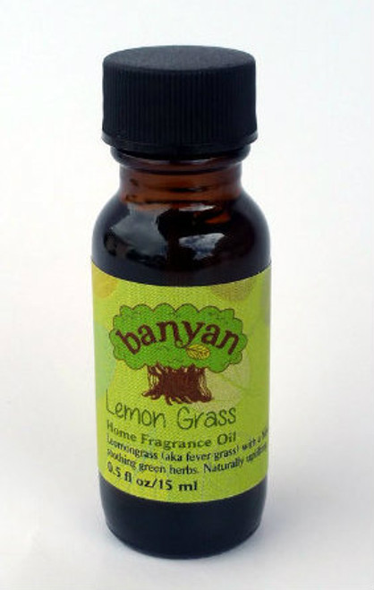 Banyan fragrance oil