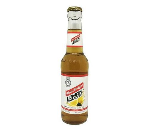 Red Stripe Lemon set of 6 (Bottle)