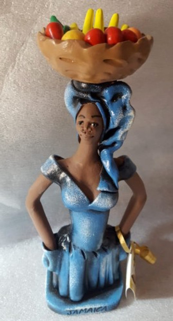 Market lady figurine (mini)