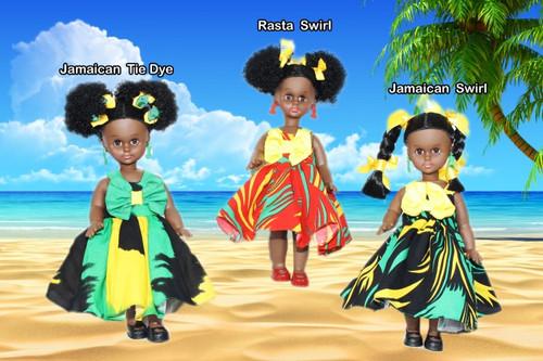 mini Patois dolls