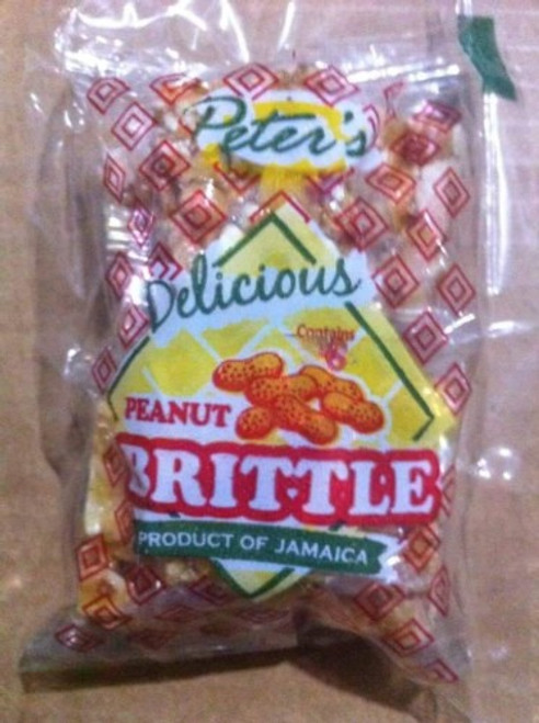 Peters Peanut Brittle set of 3