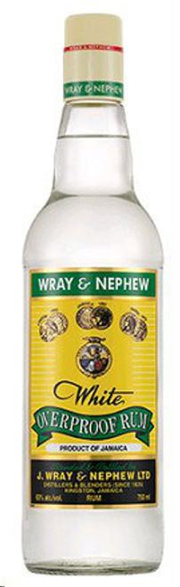 Wray & Nephew Overproof Rum 1 Liter