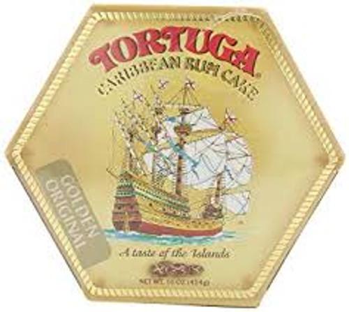 Large Tortuga Rum Cake