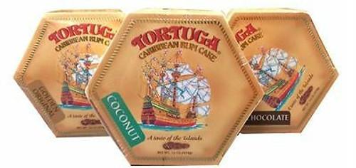Small Tortuga Rum Cake