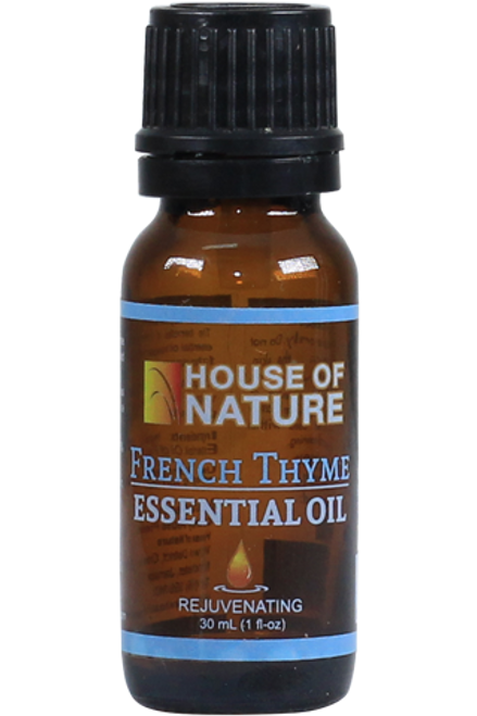French Thyme Essential Oil