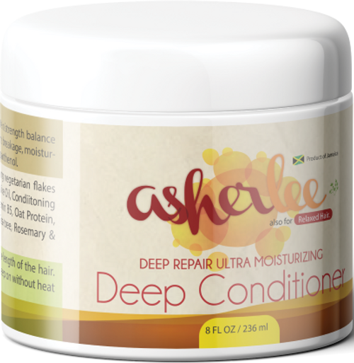 DEEP REPAIR ULTRA MOISTURIZING DEEP CONDITIONER 8 oz