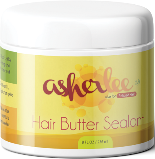 HAIR BUTTER SEALANT 4oz