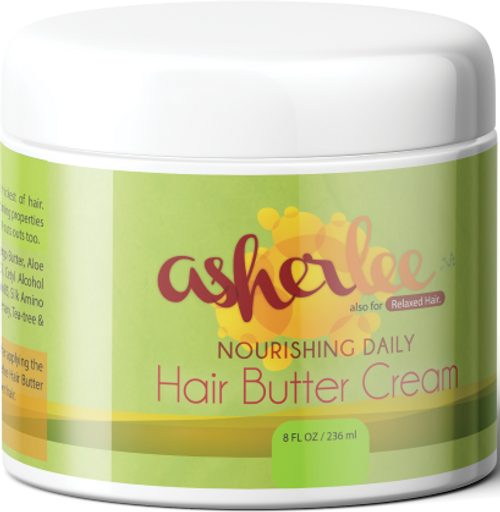 NOURISHING DAILY HAIR BUTTER CREAM 2oz