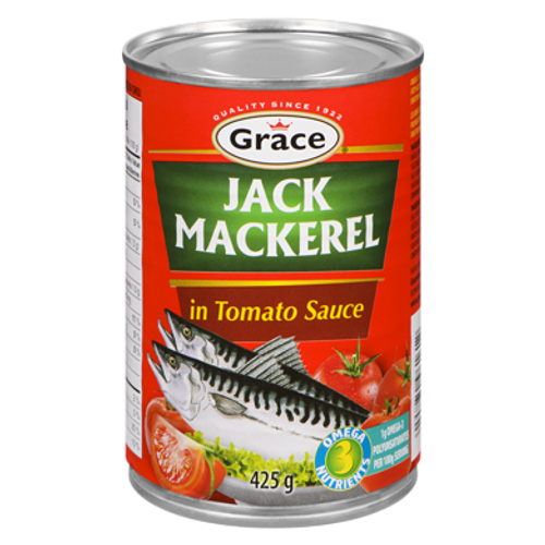 GRACE JACK MACKEREL  425G