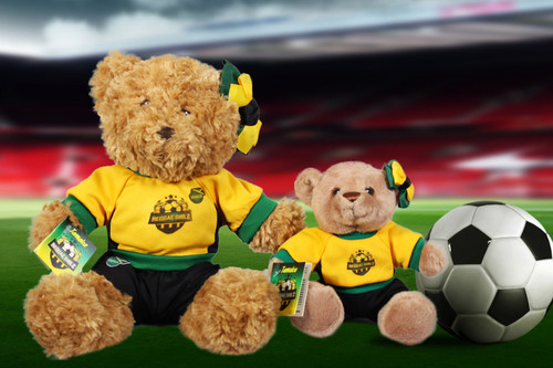 Reggae Girls Small  Bear