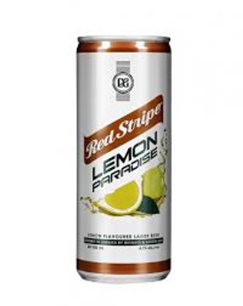 Red Stripe Lemon six pack