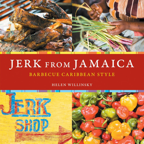 Jerk from Jamaica cookbook