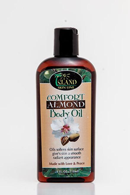 Comfort Almond Body Oil