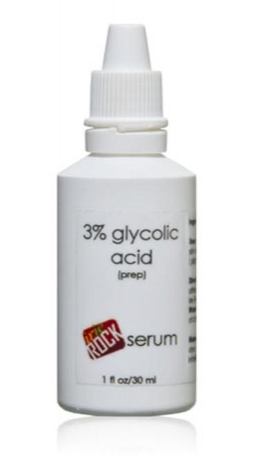 3% Glycolic Acid