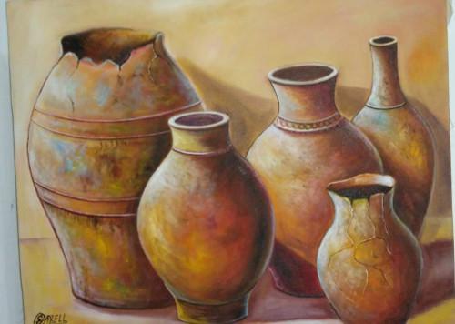 Spanish Jars