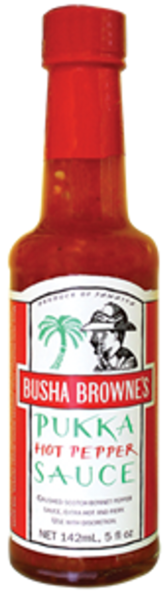 """No pepper fanatic should be without it. """"Good, of high quality, real, genuine"""" are meanings for Pukka, [pronounced 'puck-kah']."""