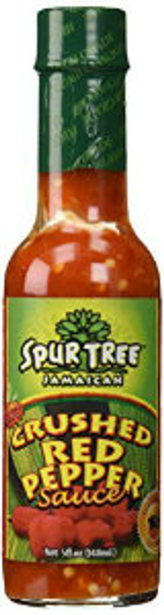 Spur Tree Jamaican Crushed Red Pepper Sauce