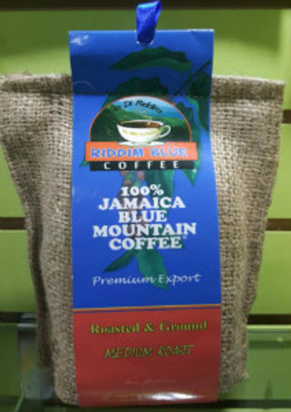 Riddim Blue 2oz Ground coffee