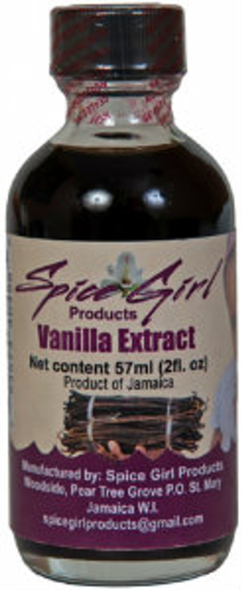 2oz Vanilla Extract