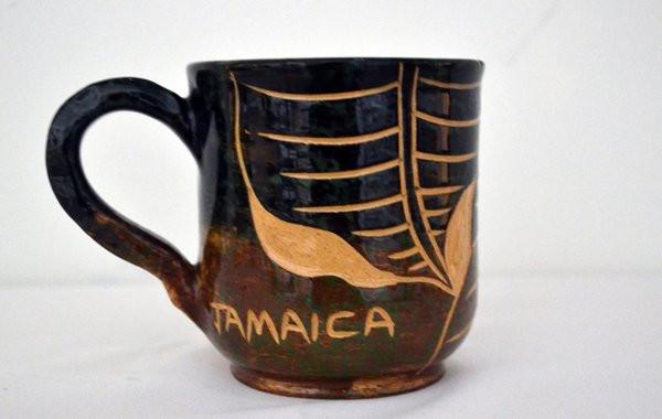 Carved Ceramic cups