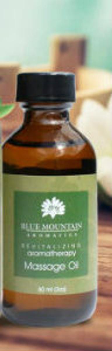 2 oz Revitalizing  Massage oil
