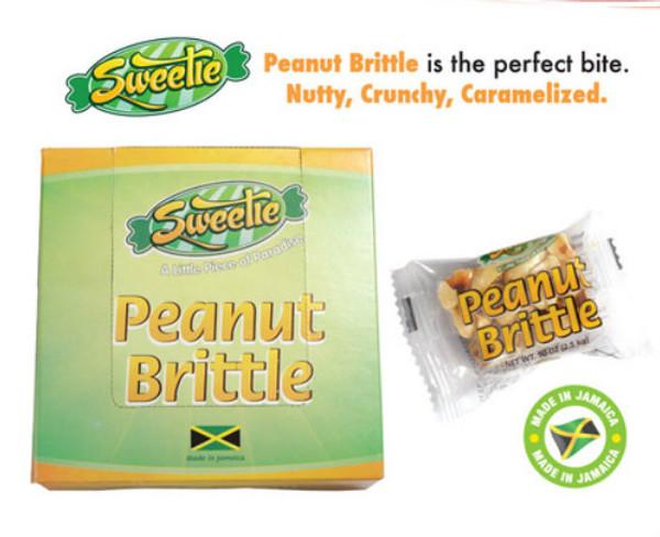 Jamaican Peanut brittle