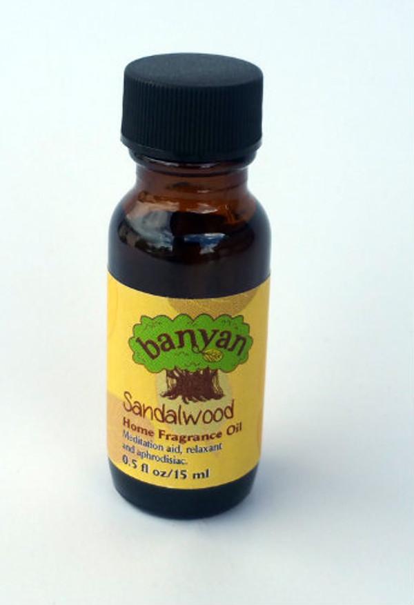 Banyan fragrance oil
