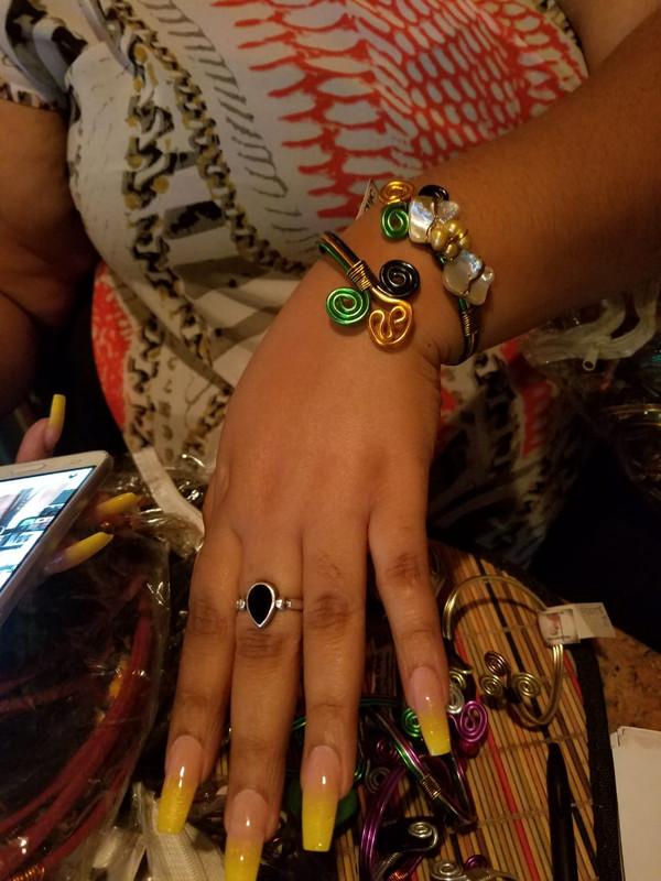 Adjustable Vintage Bracelet