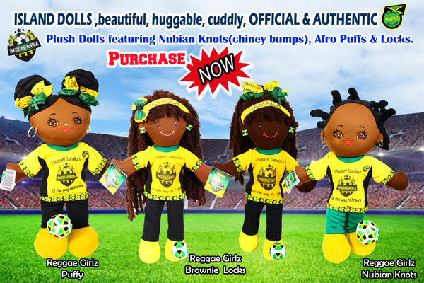 Large Plush Dolls