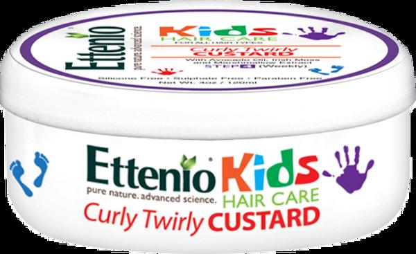 Curly Twirly Custard