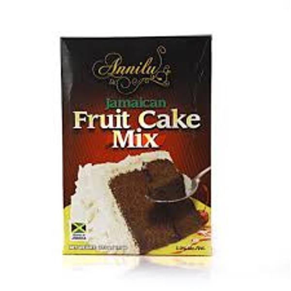 Annilu Jamaican Fruit Cake Mix