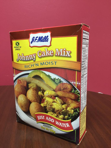 JF Mills Johnny cake Mix
