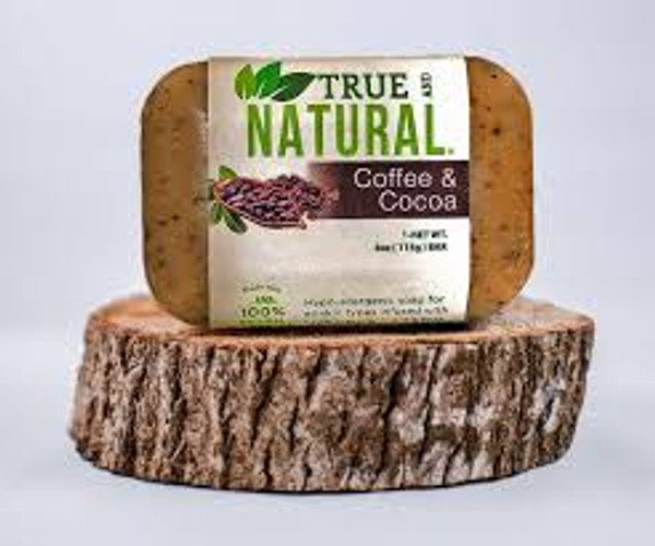 Coffee and Cocoa soap (set of 3)