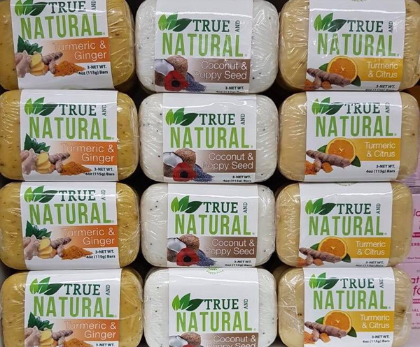 True and Natural mixed pack (set of 12)