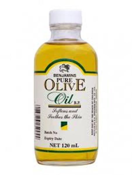 Benjamins Olive Oil 120ml