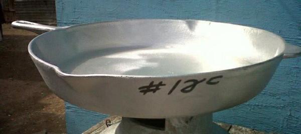 #12 Frying pan