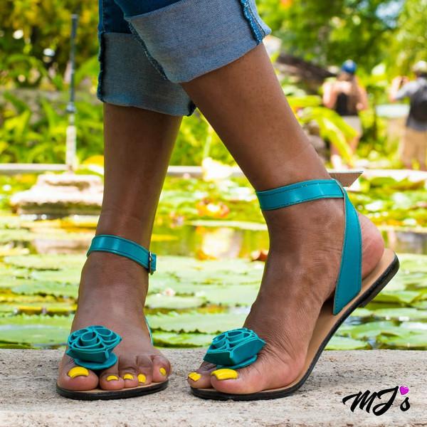 """MJ """"ROSE X-BACK"""" Sandals"""