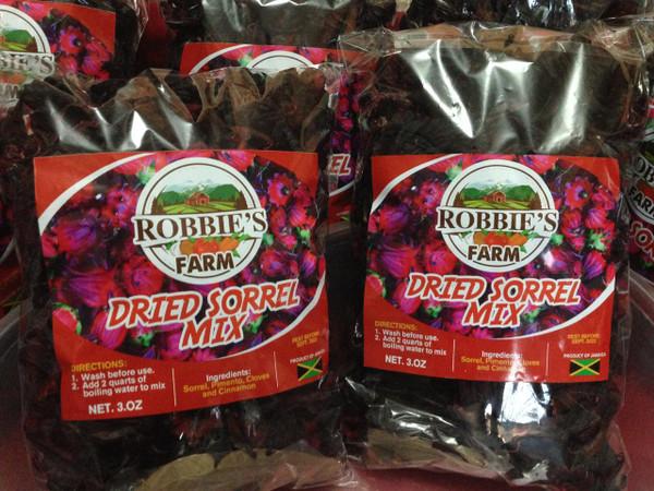 Robbies  sorrel mix