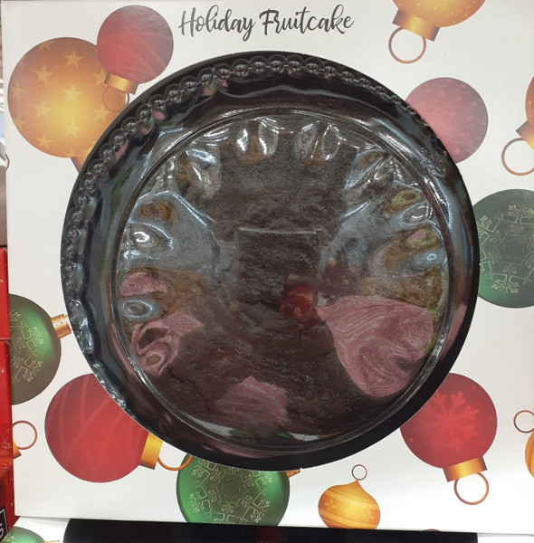 Holiday Fruit Cake (2lb)