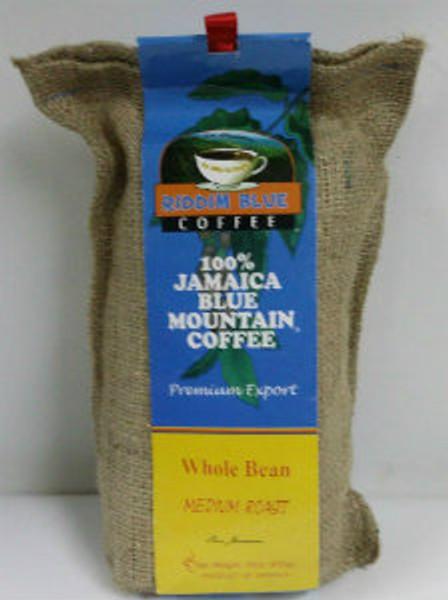 Riddim Blue 16oz Bean coffee