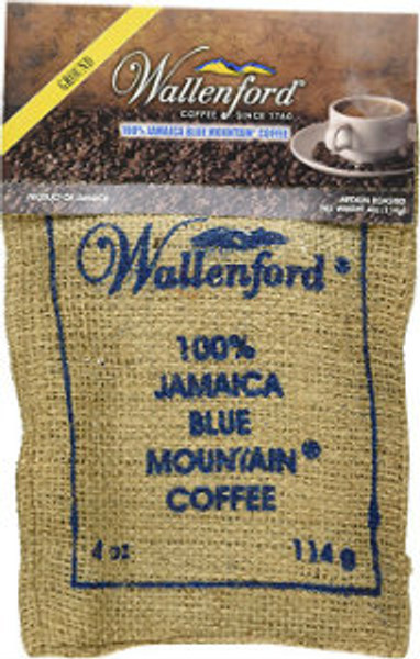 4oz Jute Bag Jamaica Blue Mountain RG