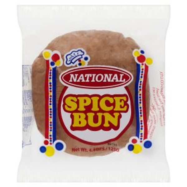 National Spice Bun Bundle of 3(round)