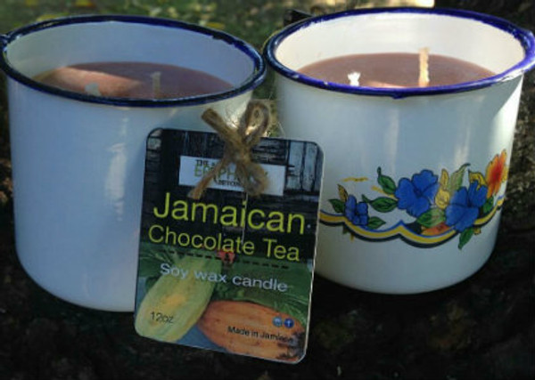 Jamaican Chocolate Tea Candle