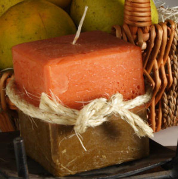 16 oz Orange Vanilla Gourmet Candle