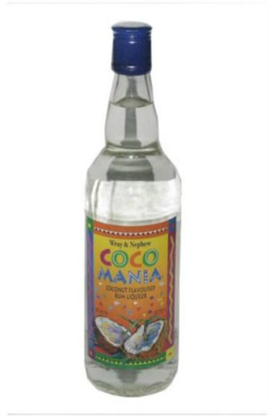 750 ml Cocomania Rum
