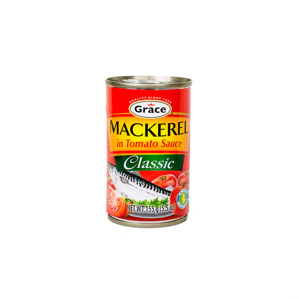GRACE CLASSIC MACKEREL  155G set of 3